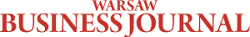 Logo warsaw business journal